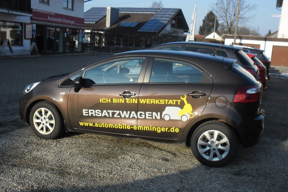 Wir sind ein freies Autohaus für alle Marken - mit Schwerpunkt KIA Fahrzeuge.