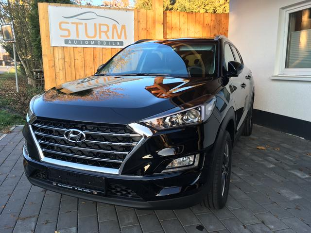 Hyundai Tucson - Facelift 1.6 Diesel EURO6d-Temp 7-AT Navigation Kamera Bluetooth Klima