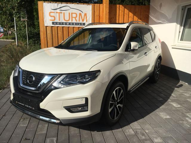 Nissan X-Trail - 2.0 Diesel AT Panoramadach Leder Navigation BOSE 19
