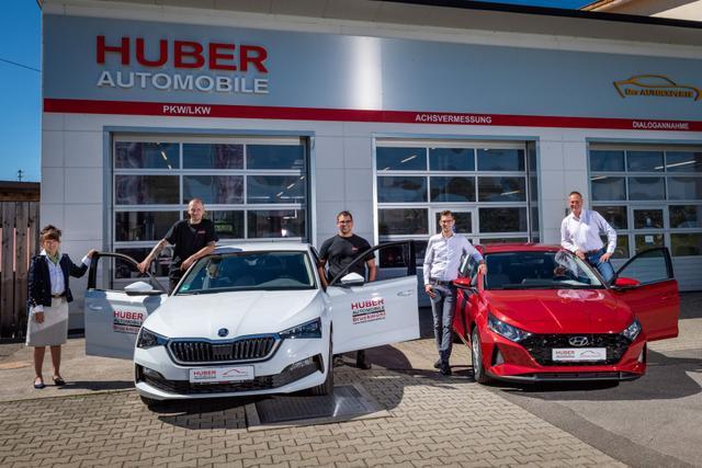 Huber Automobile