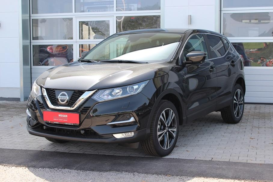 nissan qashqai visia 1 2 dig t 85 kw 115 ps. Black Bedroom Furniture Sets. Home Design Ideas