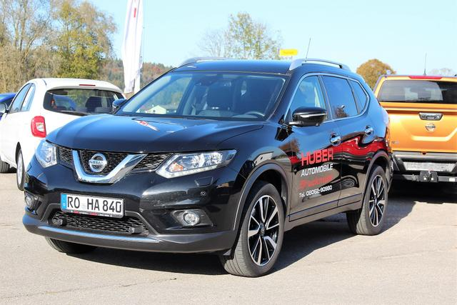 Nissan X-Trail - N-Connecta 2.0 dCi ALL-MODE 4x4i Xtronic 177PS