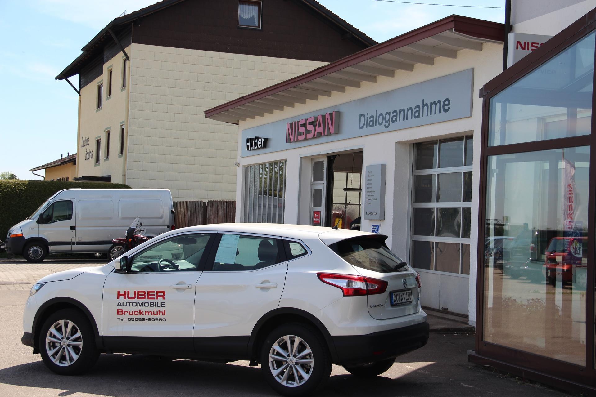 HUBER AUTOMOBILE GMBH - EU-Fahrzeuge und Werkstatt - Nissan Partner