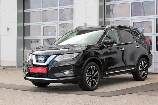 Nissan X-Trail - NEW 1.6 DIG 163 PS Tekna-Leder-Panoramadach