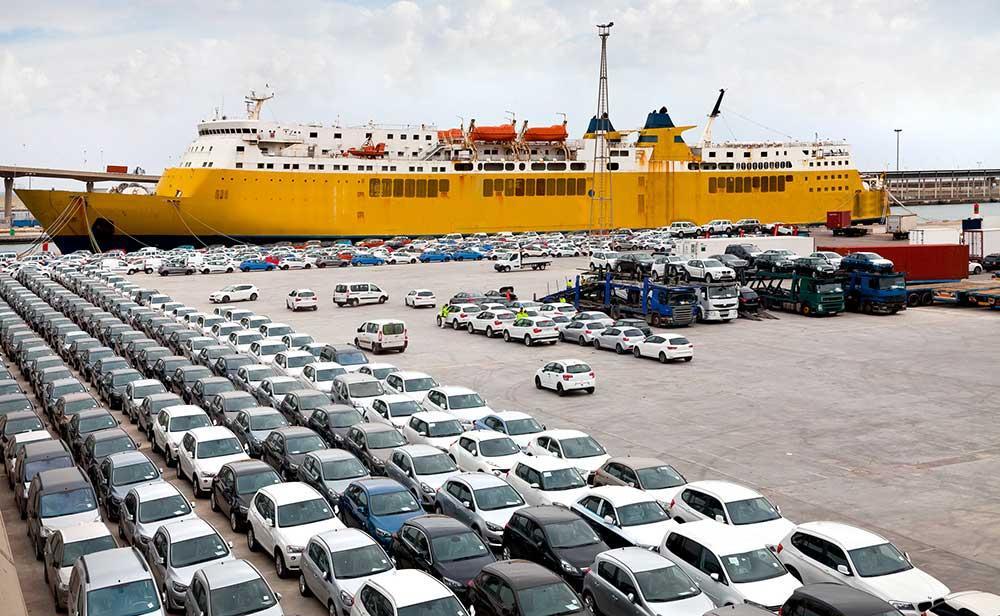 B2B Einkauf Autohandel Fahrzeughändler