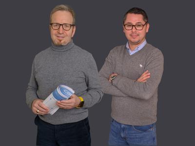 Matthias Mielchen & Ismail Yilmaz, Geschäftsleitung