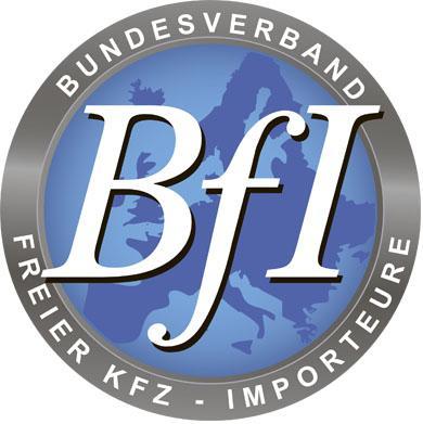 Autohaus Darscht ist Mitglied im Bundesverband freier KFZ-Importeure e.V.