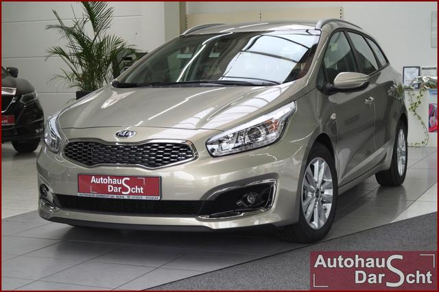 Kia cee'd Sportswagon - 1.0 T-GDI 120PS Dream-Team Edition Klima Navi Kamera PDC Temp.