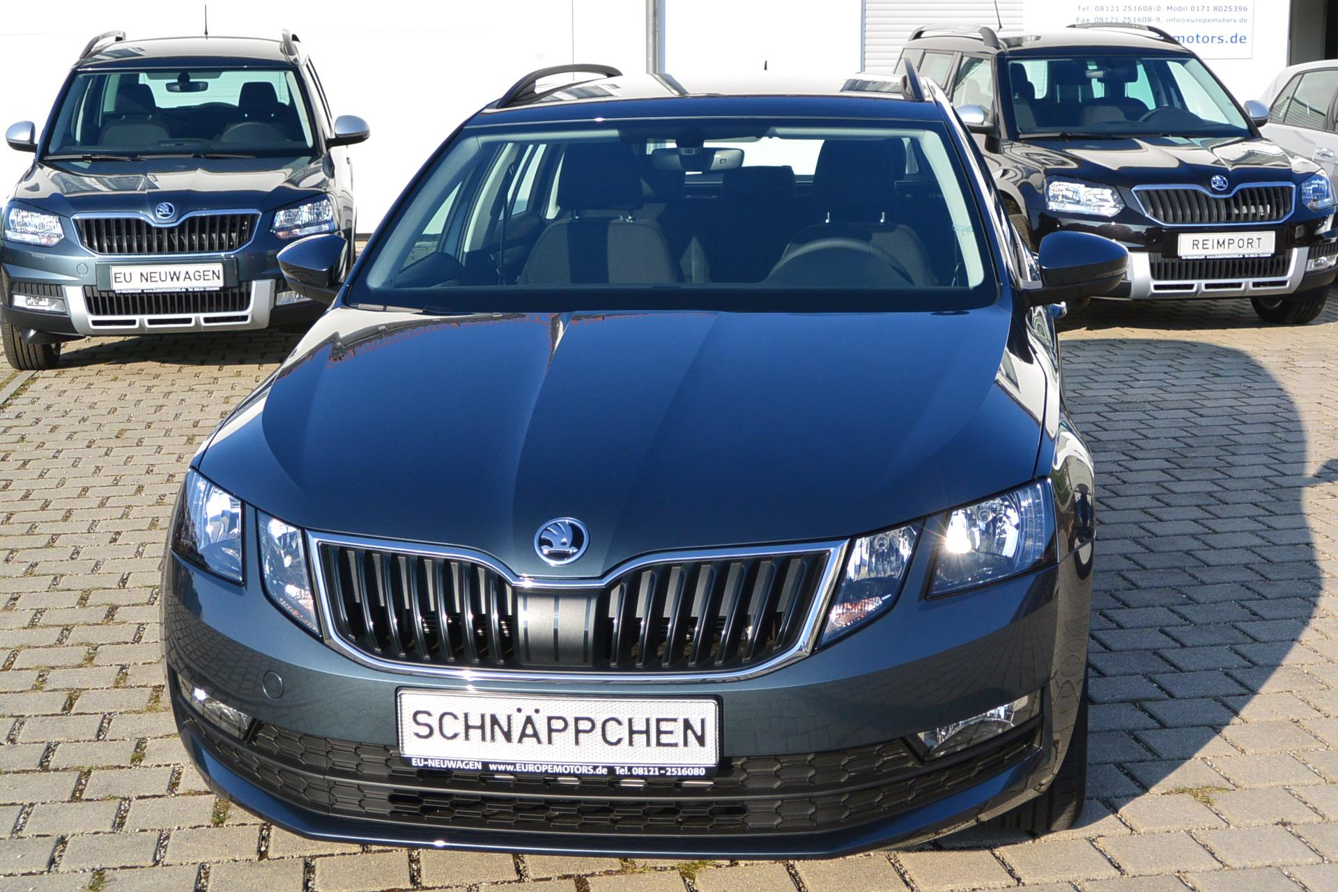 skoda octavia combi ambition 1 6 tdi scr 4x4 85 kw 115 ps allrad reimport eu neuwagen zum. Black Bedroom Furniture Sets. Home Design Ideas