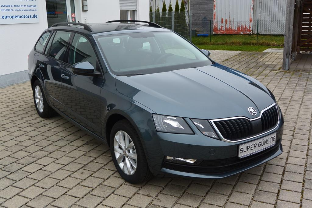 skoda octavia combi style navi full led eu neuwagen. Black Bedroom Furniture Sets. Home Design Ideas