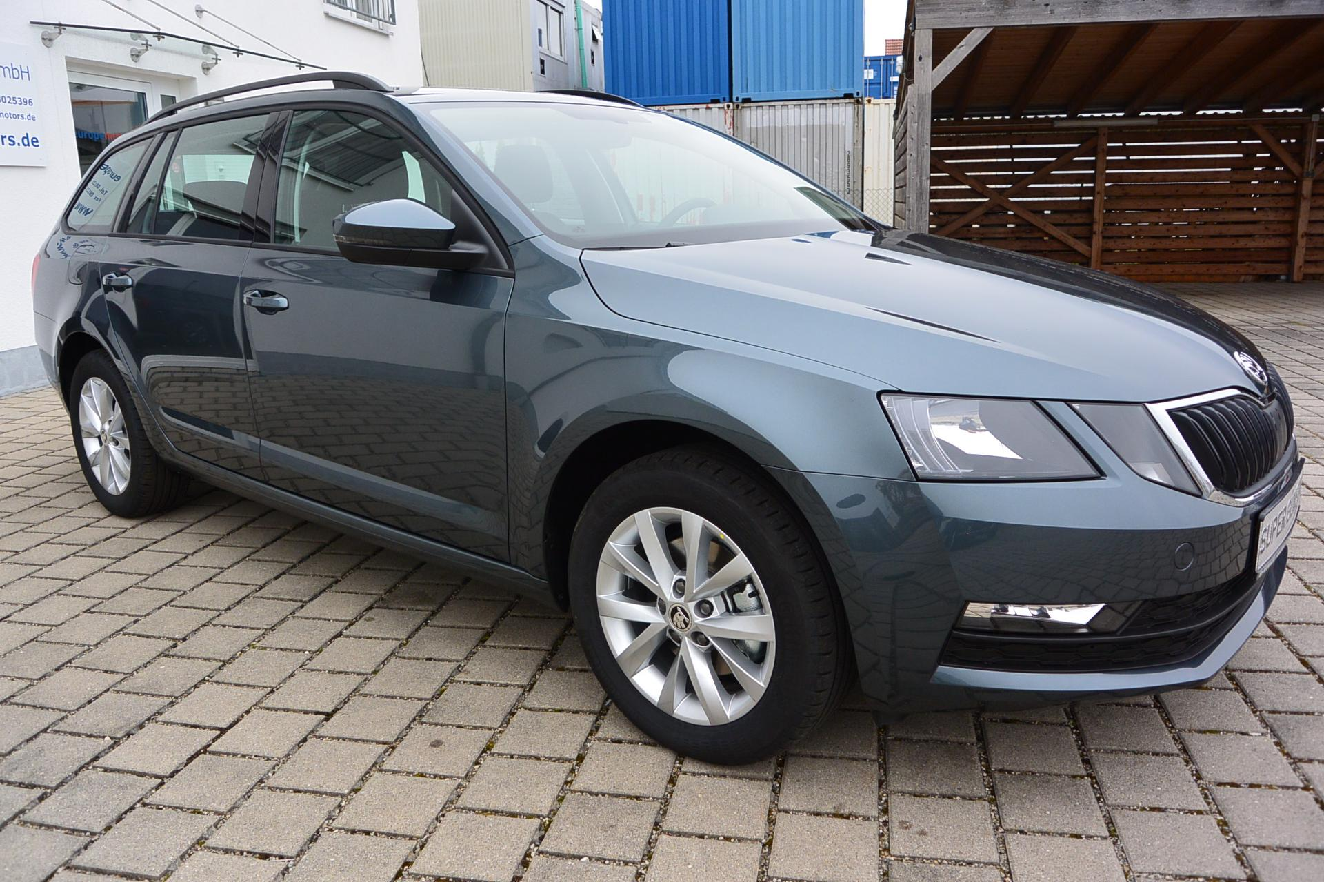 skoda octavia combi style navi full led reimport eu. Black Bedroom Furniture Sets. Home Design Ideas