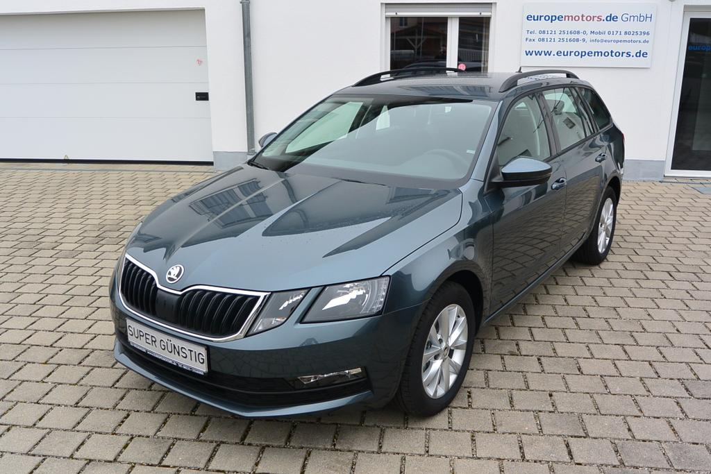 skoda octavia combi facelift exe navi eu neuwagen reimport m nchen. Black Bedroom Furniture Sets. Home Design Ideas