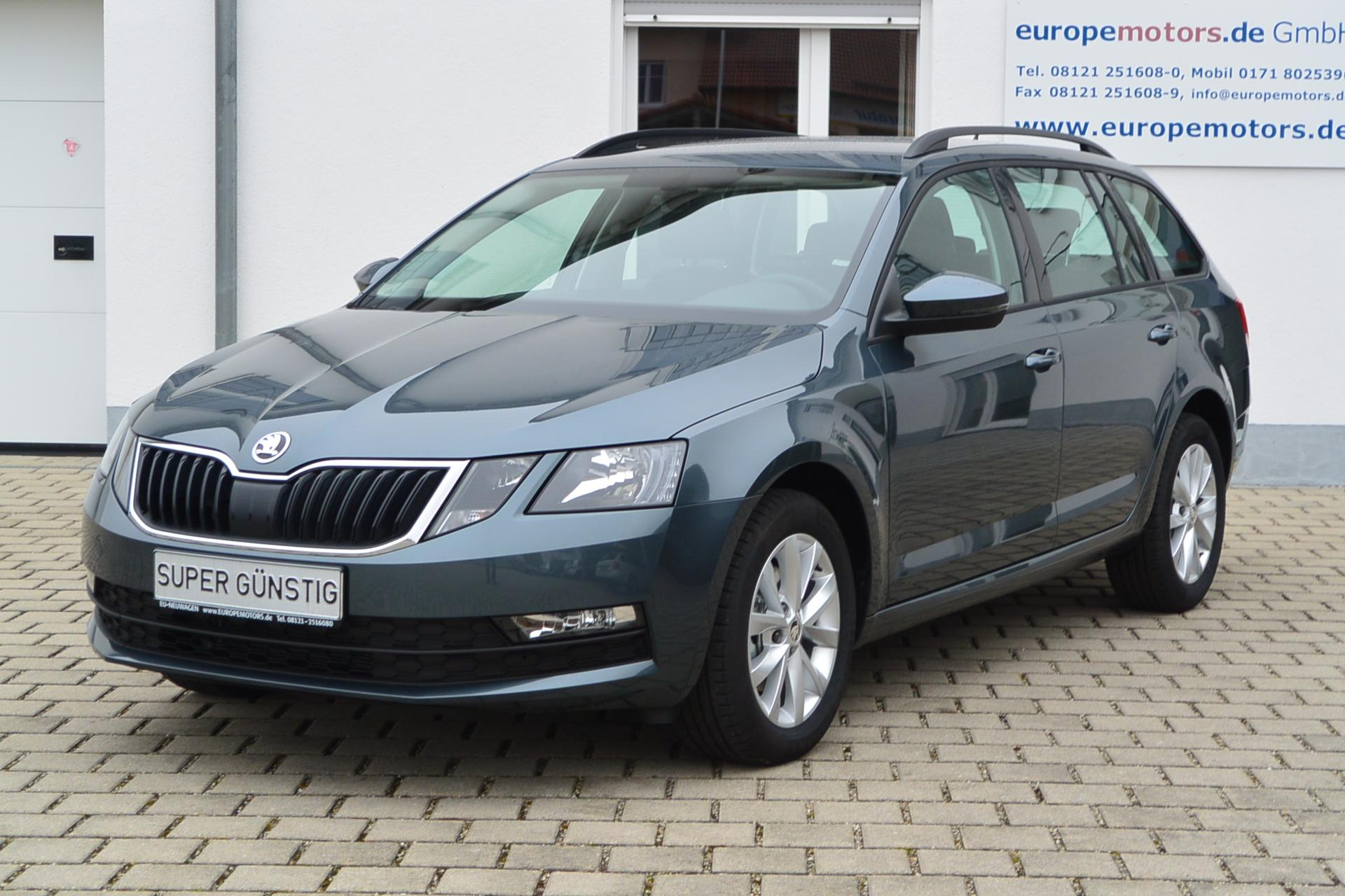 skoda octavia combi style navi full led reimport eu neuwagen zum g nstigen preis. Black Bedroom Furniture Sets. Home Design Ideas