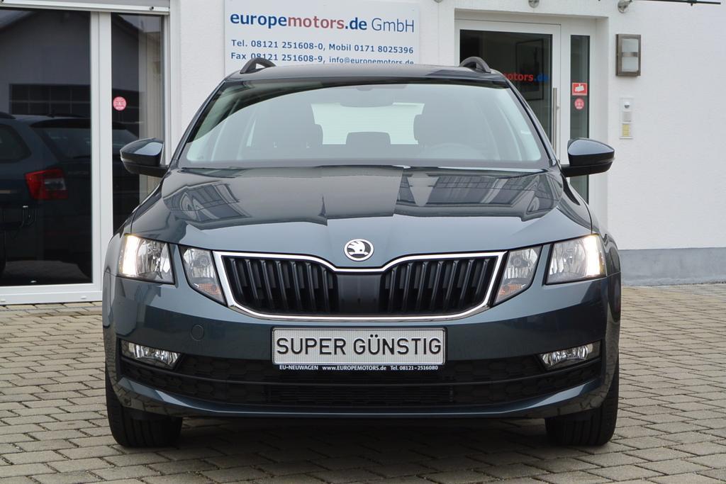 Skoda Octavia Combi Reimport EU-Neuwagen