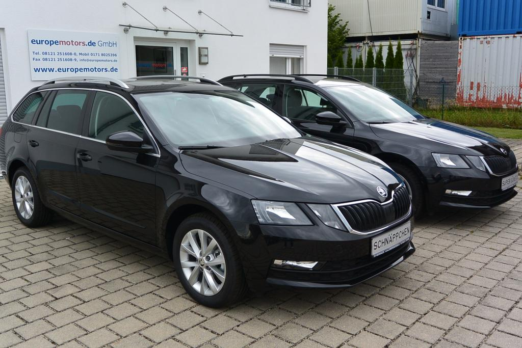 skoda octavia combi reimport eu neuwagen m nchen. Black Bedroom Furniture Sets. Home Design Ideas