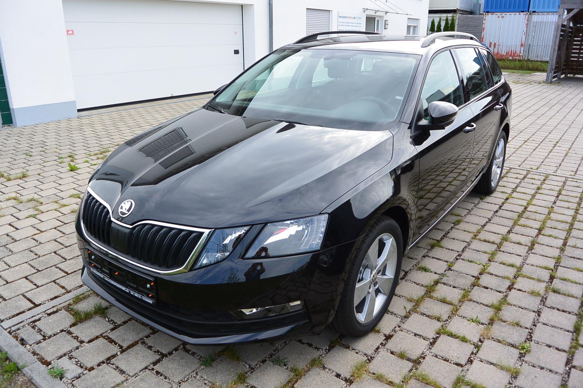 skoda octavia combi active reimport eu neuwagen zum. Black Bedroom Furniture Sets. Home Design Ideas