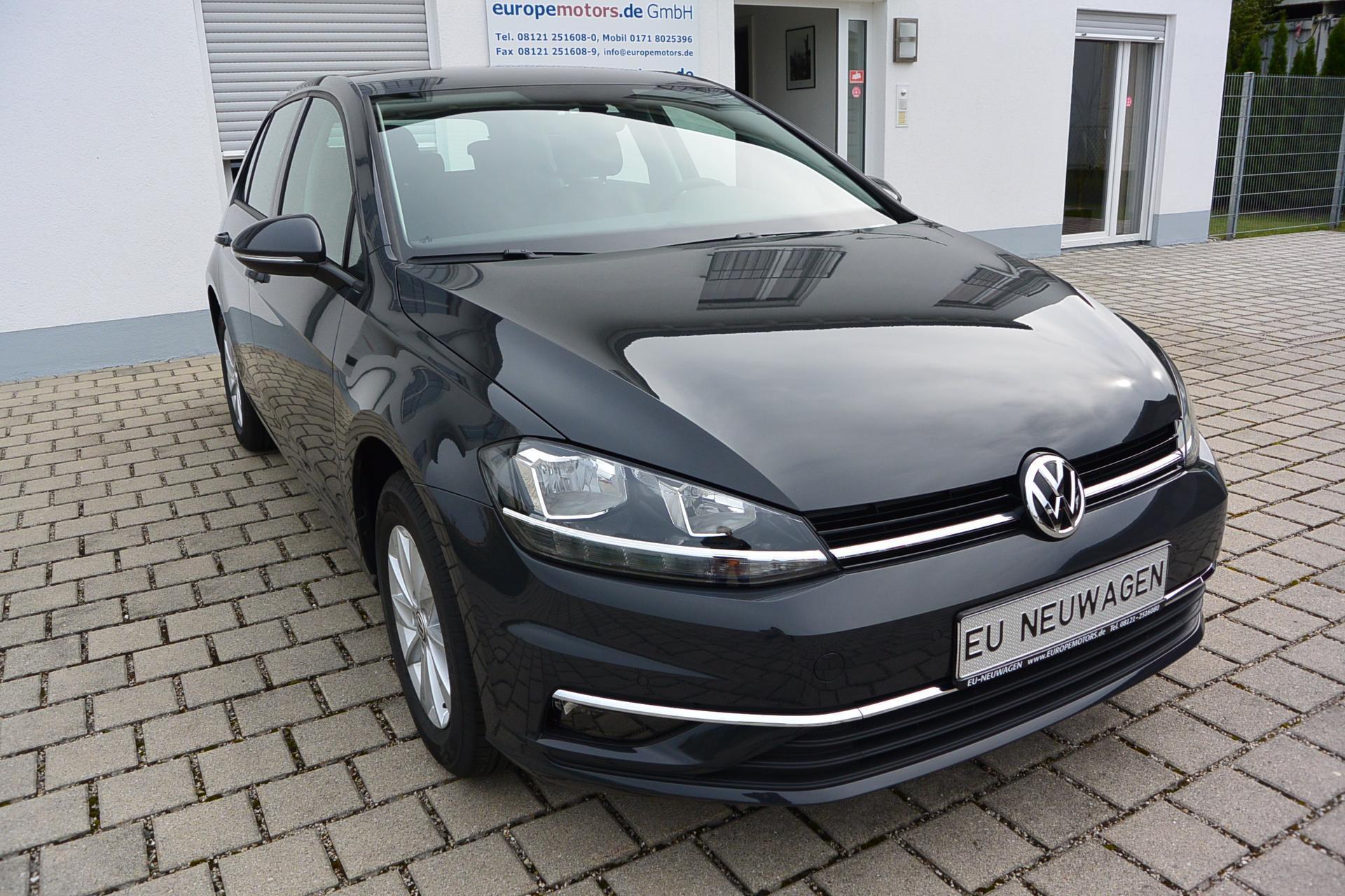 Volkswagen Golf Trendline Reimport EU Neuwagen zum günstigen Preis