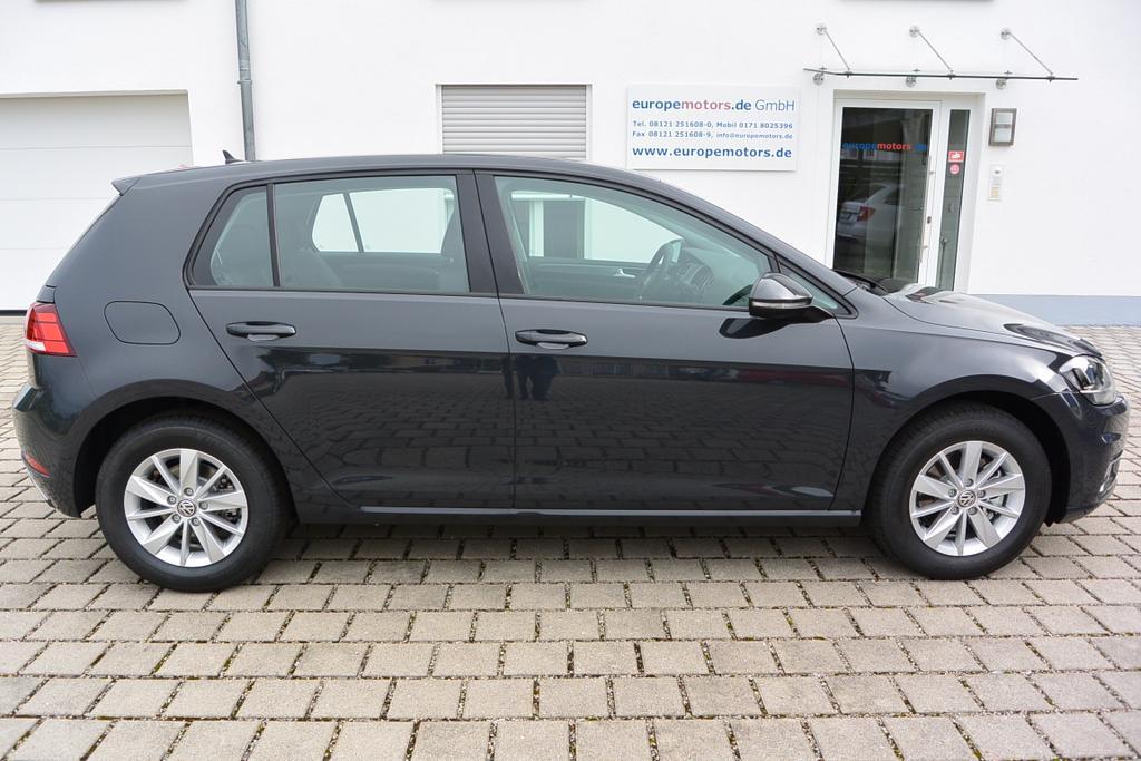 VW Golf Reimport EU-Neuwagen