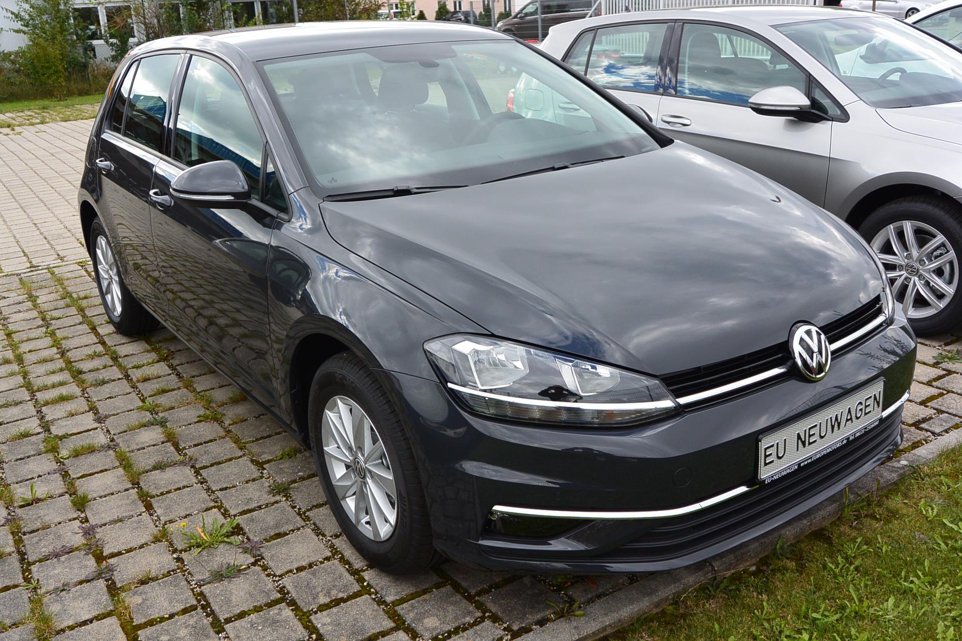 Volkswagen Golf fortline Reimport EU Neuwagen zum günstigen Preis