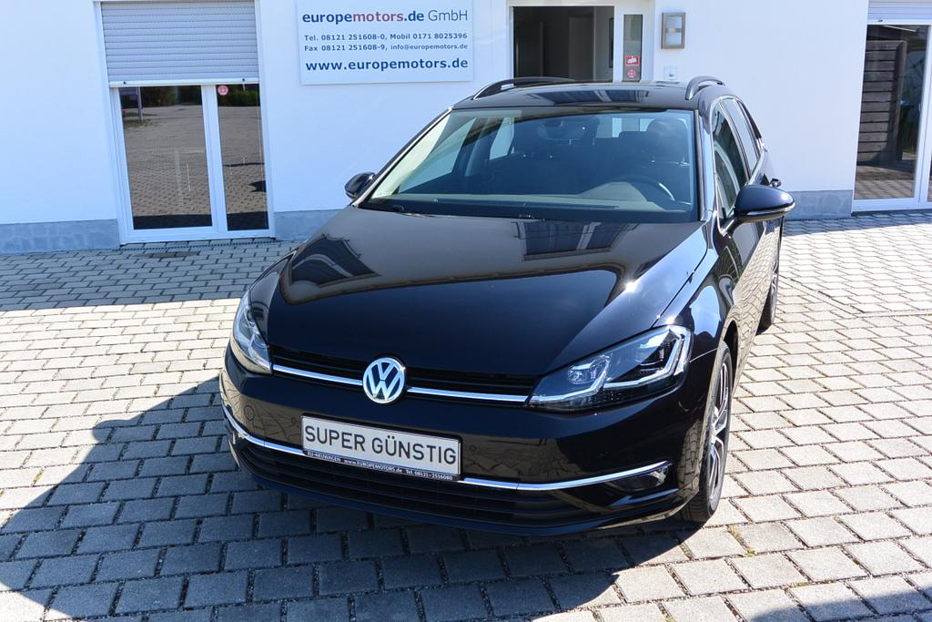 volkswagen golf variant highline 1 5 tsi act opf 110 kw. Black Bedroom Furniture Sets. Home Design Ideas