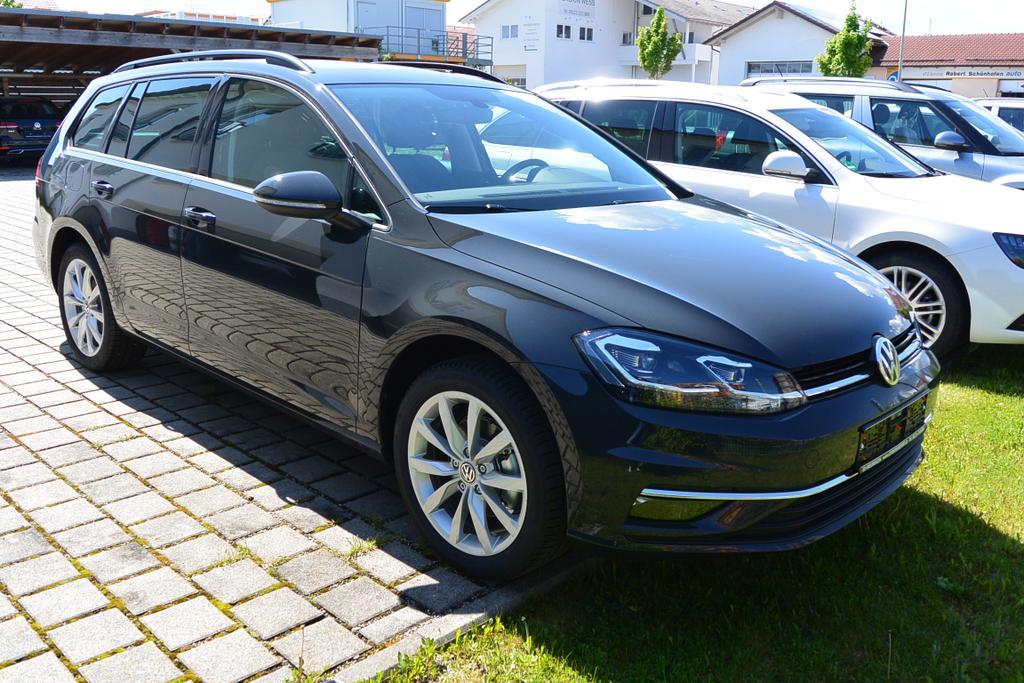 VW Golf Variant Reimport EU-Neuwagen