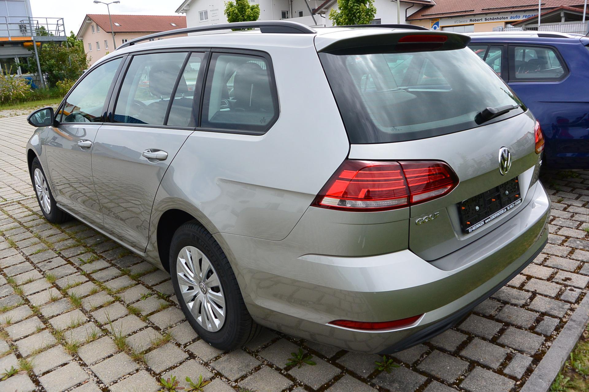 Volkswagen Golf Variant Trendline Reimport EU Neuwagen zum günstigen