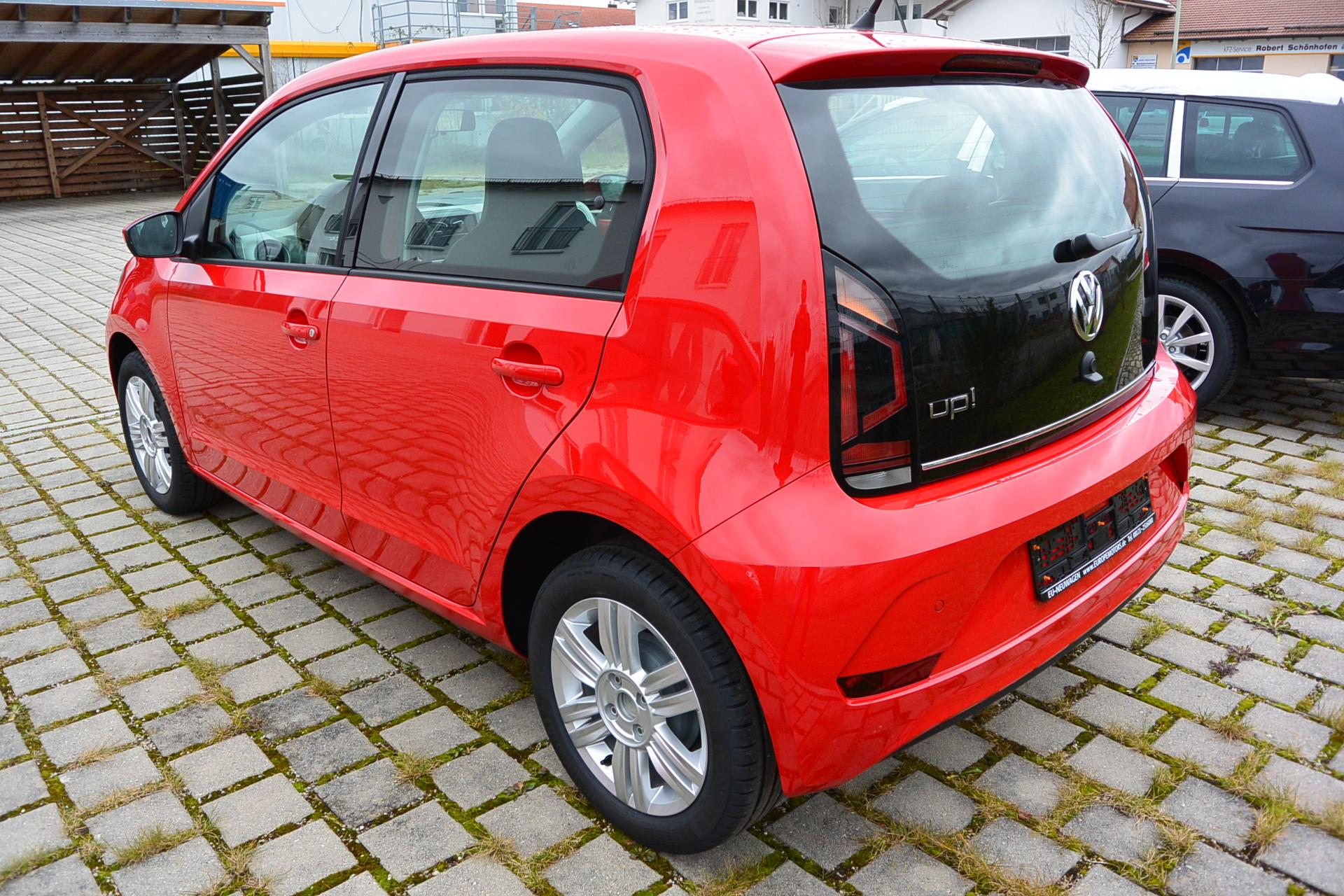 volkswagen up 5 t rer move up reimport eu neuwagen zum. Black Bedroom Furniture Sets. Home Design Ideas