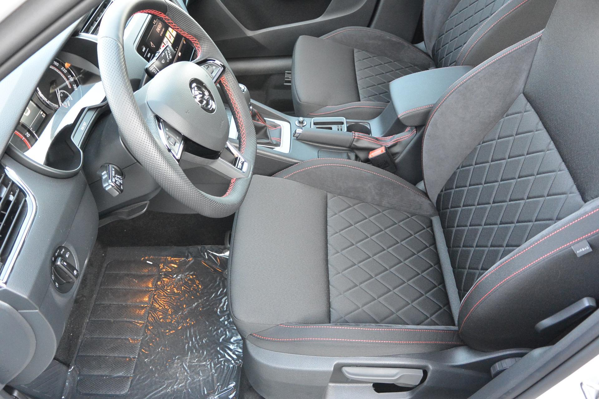 Skoda Octavia RS bi 2 0 TSI DSG 180 kW 245 PS Automatik 7 Gang