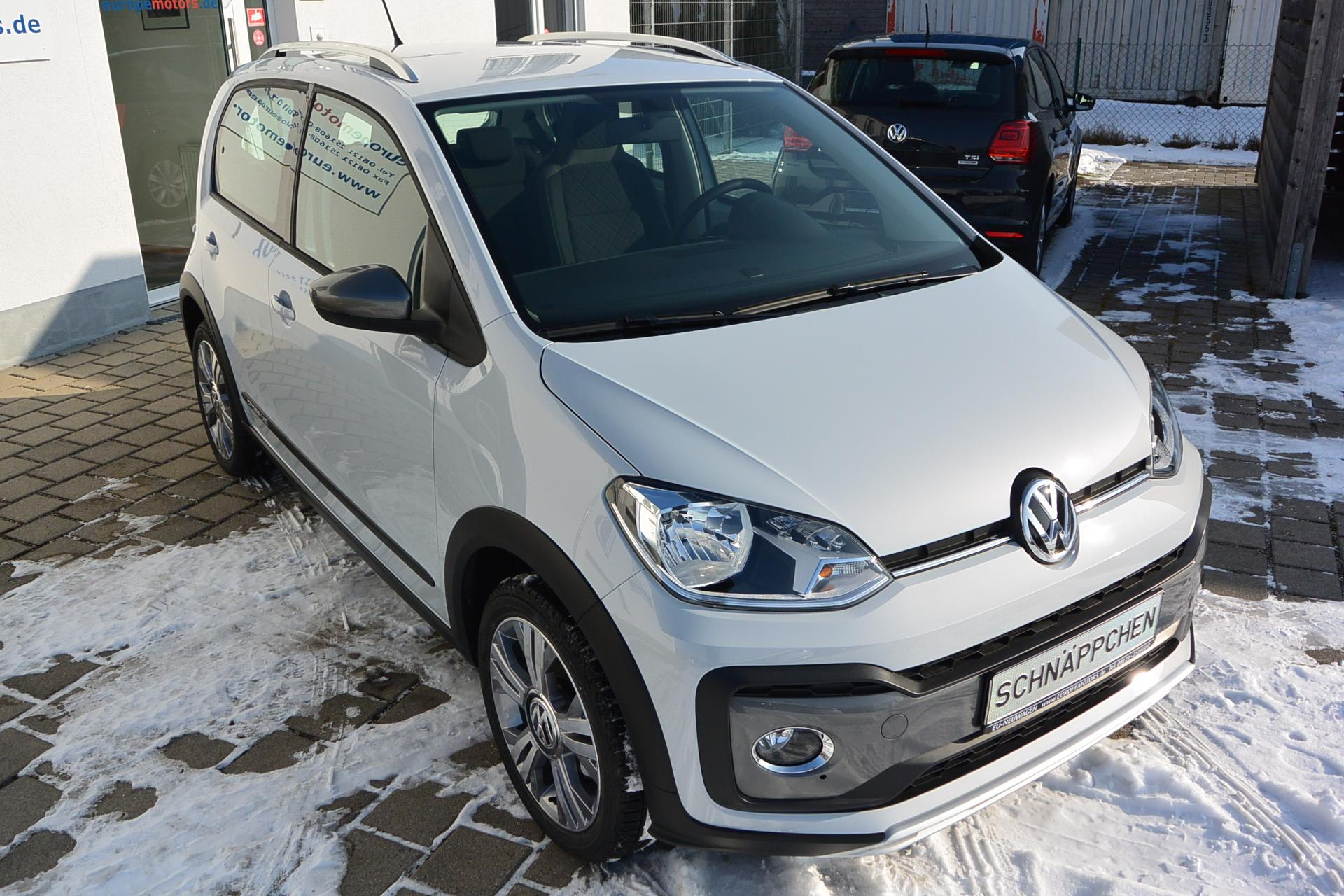volkswagen up 5 t rer cross up 1 0 bmt 55 kw 75 ps. Black Bedroom Furniture Sets. Home Design Ideas