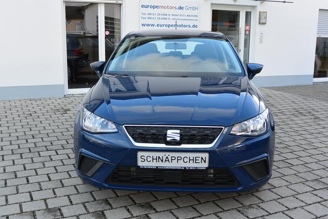 seat ibiza fr 1 0 tsi 85kw sitzheizung parksensoren. Black Bedroom Furniture Sets. Home Design Ideas