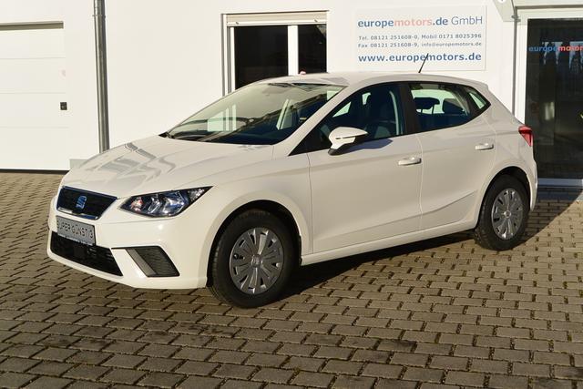 Bestellfahrzeug (frei konfigurierbar), Anfertigung im Herstellerwerk nach Kundenspezifikation Seat Ibiza - Style FrontAssist MFL Klima Bluetooth