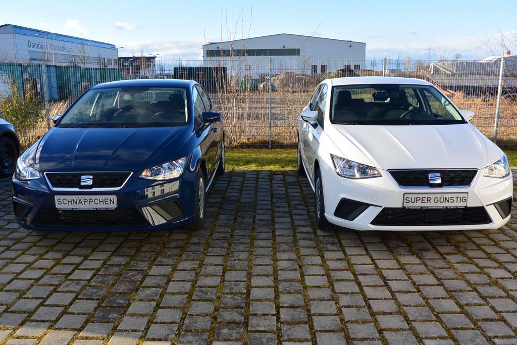 Seat Ibiza Reimport EU-Neuwagen
