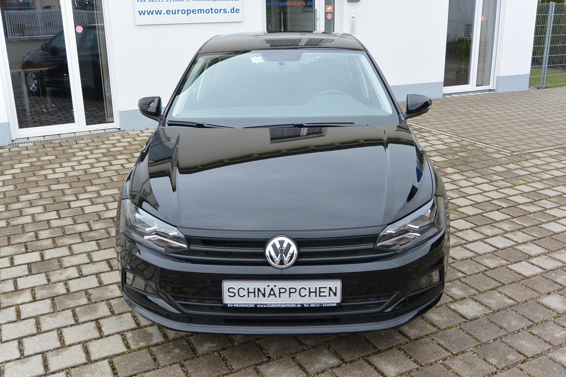volkswagen polo highline 1 0 tsi opf 85 kw 115 ps 6 gang. Black Bedroom Furniture Sets. Home Design Ideas