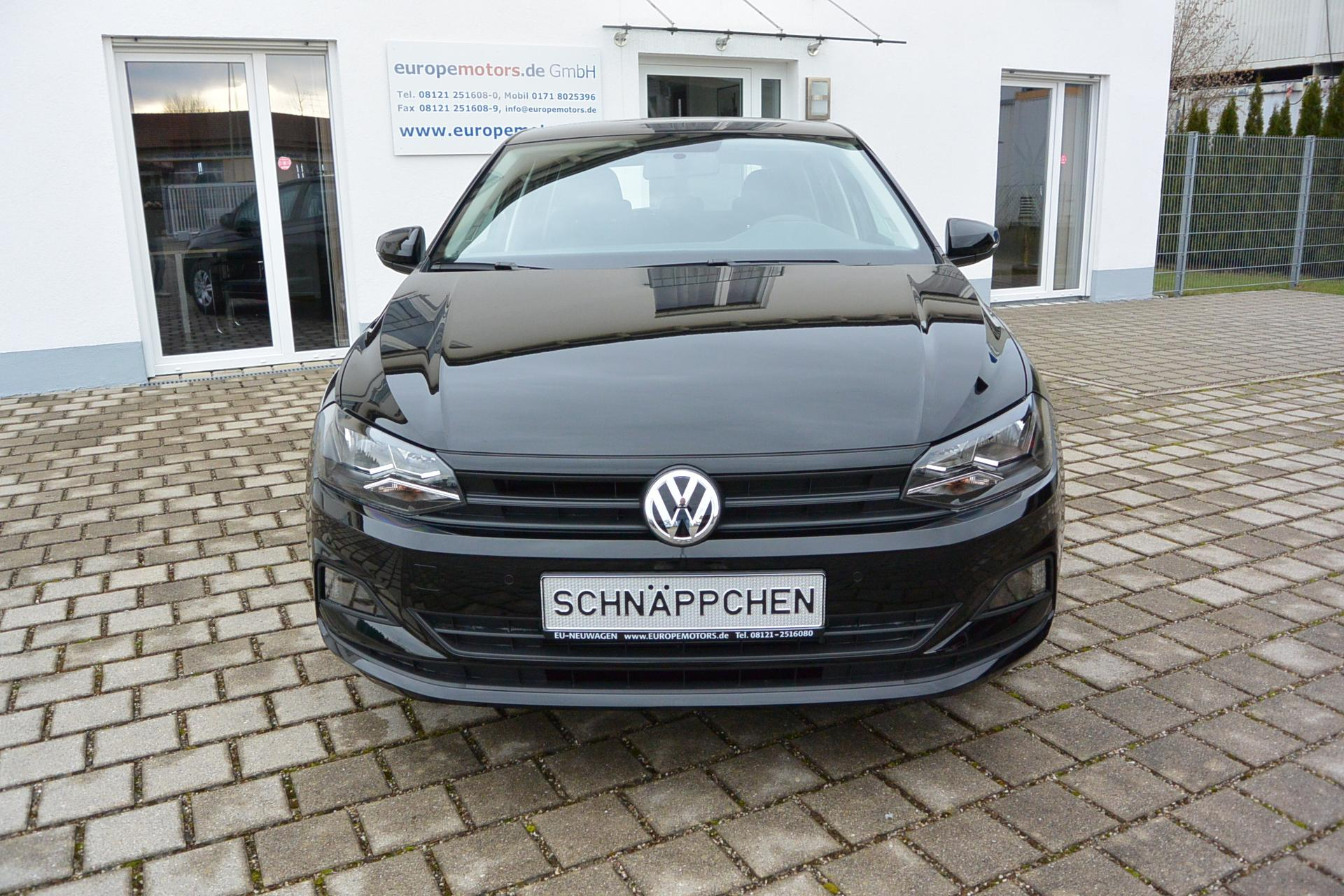 volkswagen polo highline 1 0 tsi 85 kw 115 ps 6 gang schaltgetriebe reimport eu neuwagen zum. Black Bedroom Furniture Sets. Home Design Ideas