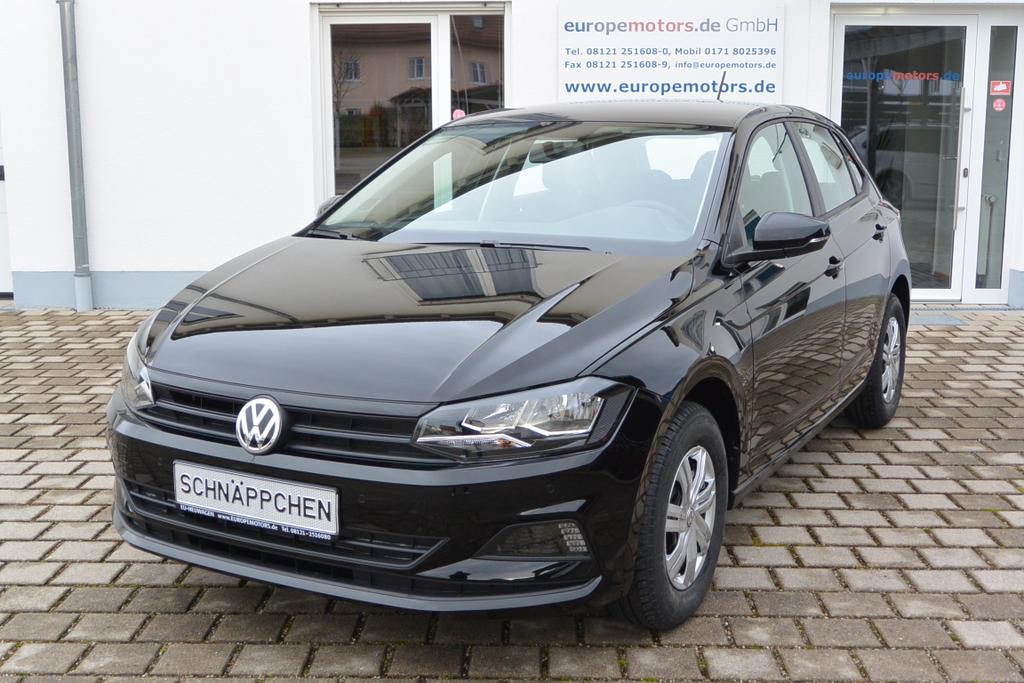 volkswagen polo trendline reimport eu neuwagen zum g nstigen preis. Black Bedroom Furniture Sets. Home Design Ideas