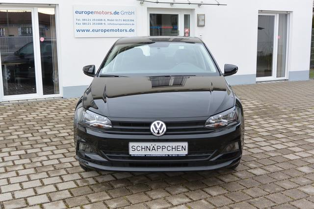 volkswagen polo highline 1 0 tsi opf dsg 85 kw 115 ps. Black Bedroom Furniture Sets. Home Design Ideas