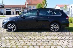 """Volkswagen Golf Variant Reimport EU Neuwagen"