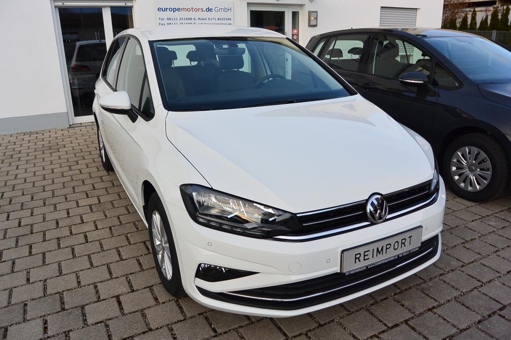 Volkswagen VW Golf Sportsvan Reimport EU Neuwagen