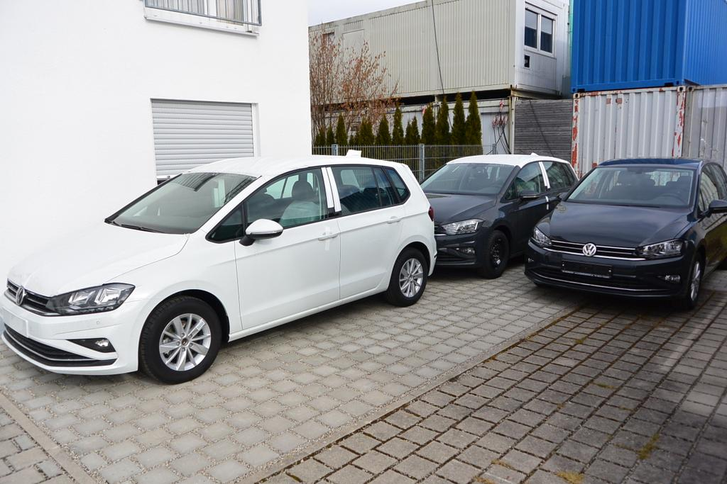 Reimport EU Neuwagen Volkswagen VW Golf Sportsvan