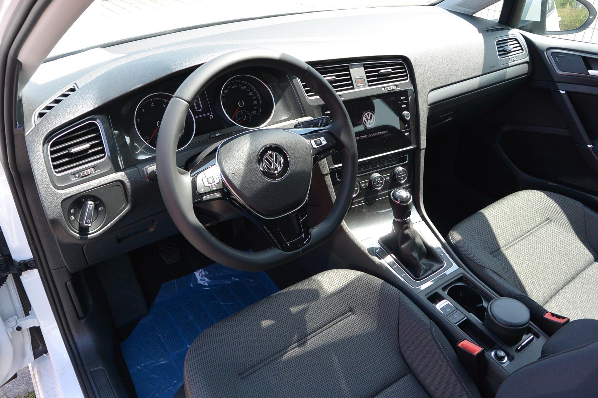 Volkswagen Golf Variant Comfortline Reimport EU Neuwagen zum ...