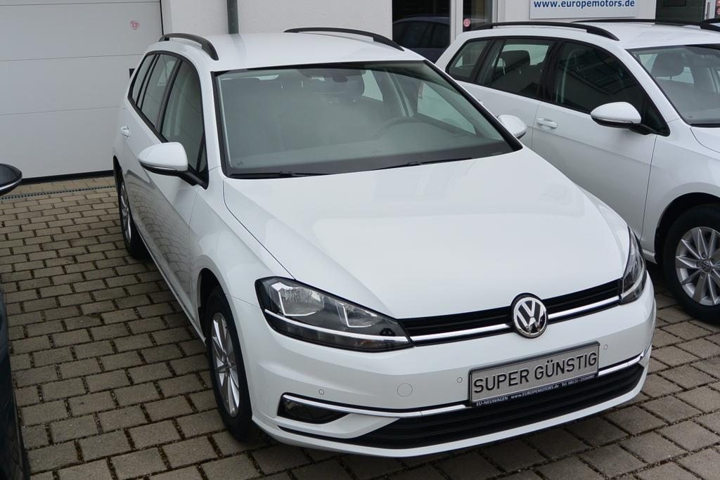 volkswagen golf variant comfortline 1 0 tsi 81kw sofort. Black Bedroom Furniture Sets. Home Design Ideas