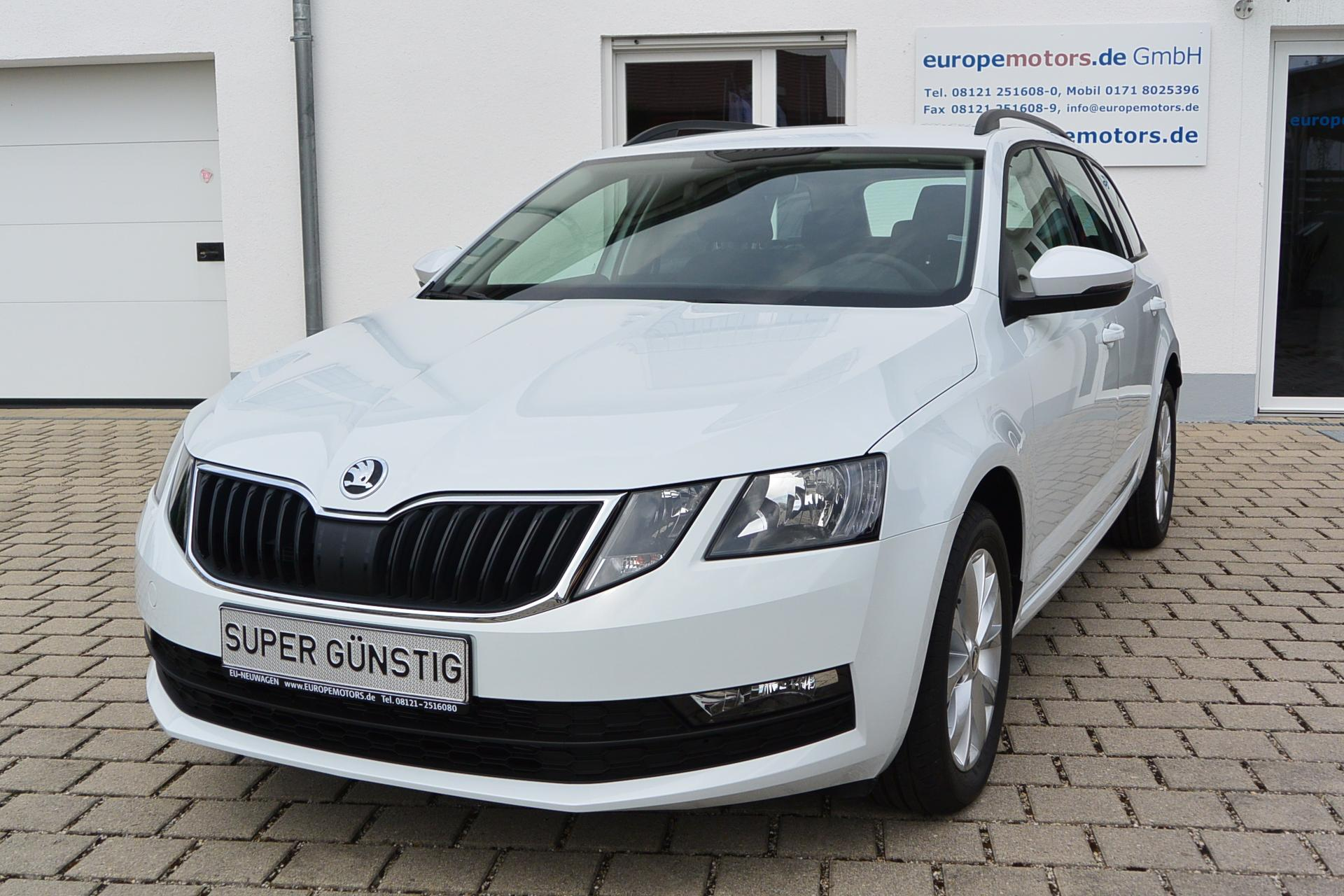 skoda octavia combi ambition 1 6 tdi scr 4x4 85 kw 115 ps. Black Bedroom Furniture Sets. Home Design Ideas