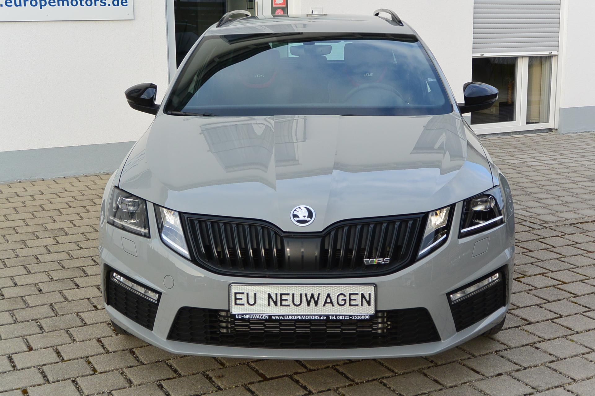 skoda octavia rs combi 2 0 tsi 180 kw 245 ps reimport eu. Black Bedroom Furniture Sets. Home Design Ideas