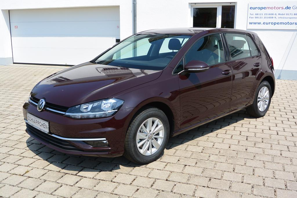 volkswagen golf comfortline 1 4 tsi 92 kw 125 ps aktion. Black Bedroom Furniture Sets. Home Design Ideas