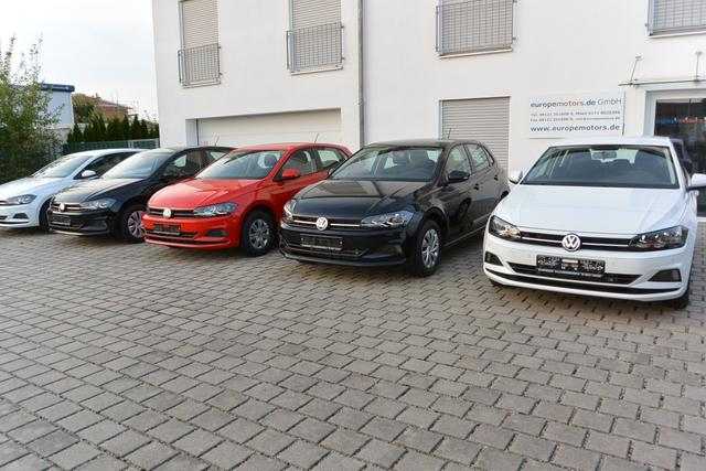 EU Reimport Neuwagen VW Polo - europemotors.de GmbH