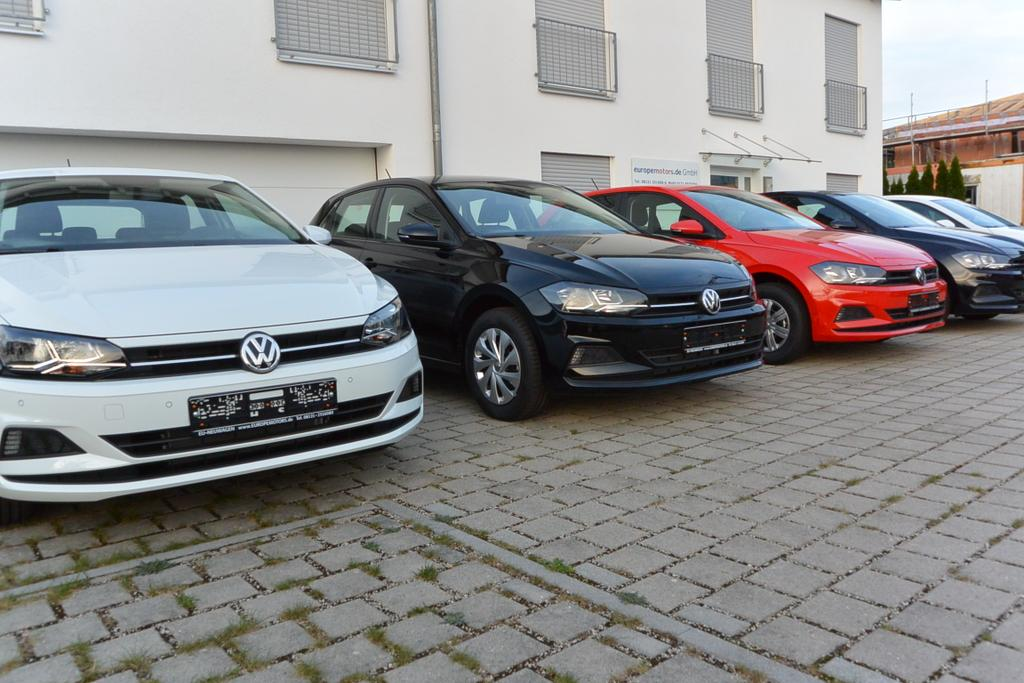 Reimport EU Neuwagen Volkswagen Polo