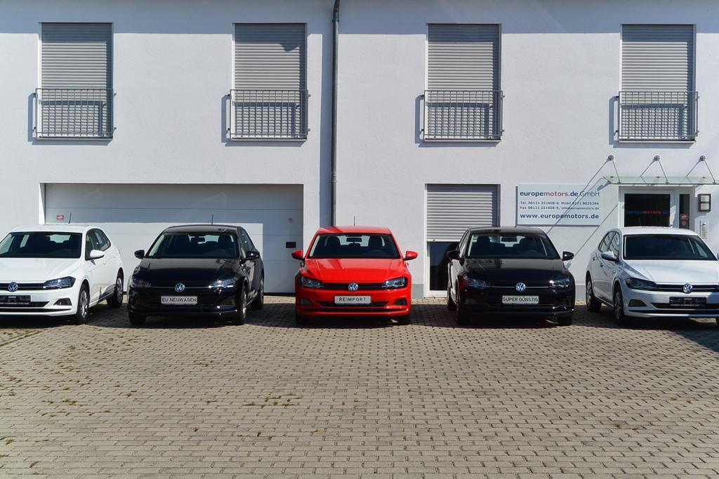 Günstige VW Polo Reimport EU Neuwagen in Neufinsing bei München