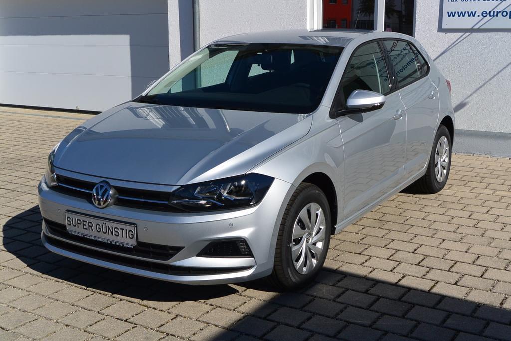 VW Polo Reimport EU Neuwagen günstig kaufen bei europemotors in Neufinsing bei München