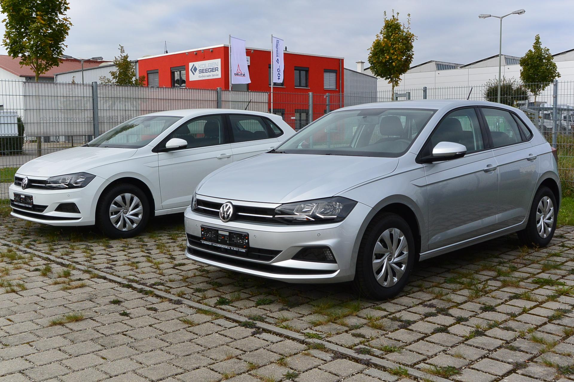 volkswagen polo highline 1 0 tsi opf 70 kw 95 ps 5 gang. Black Bedroom Furniture Sets. Home Design Ideas