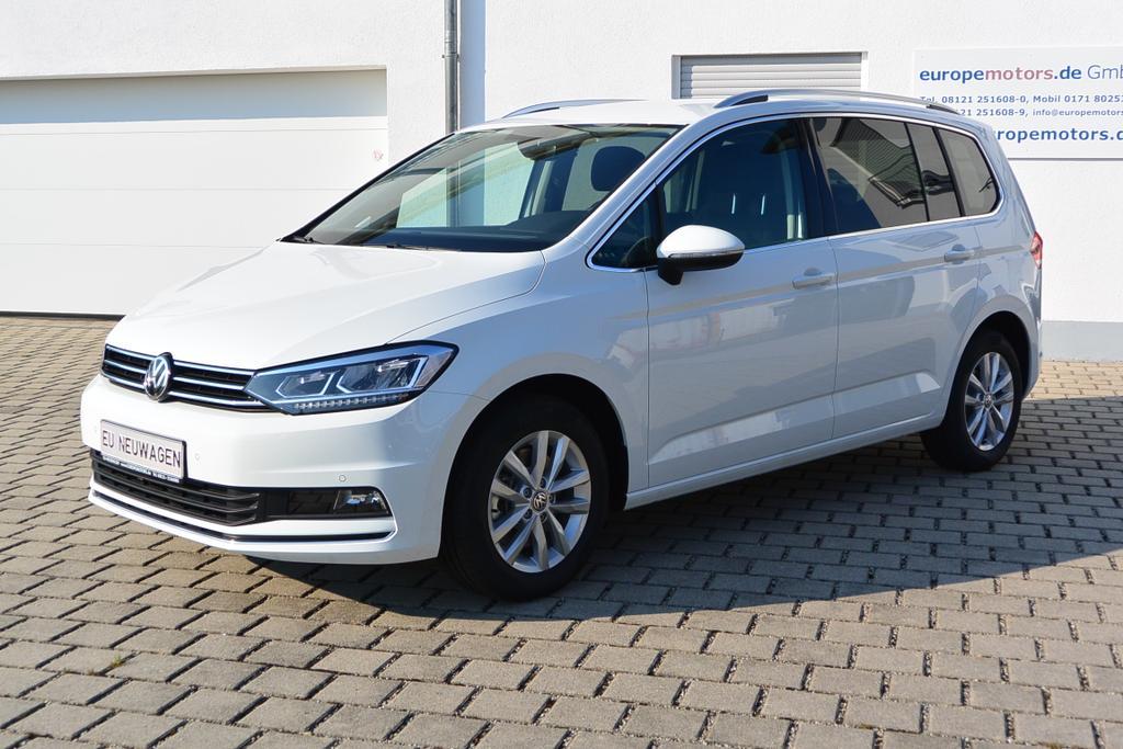 VW Touran Reimport EU-Neuwagen